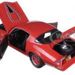 1979 Chevrolet Camaro Z/28 Red with Black Stripes 1/18 Diecast Model Car by Greenlight