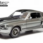 1967 Ford Mustang Custom Eleanor Gone in 60 Seconds Movie (2000) 1/18 Diecast Car Model by Greenlight
