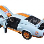 1967 Ford Shelby Mustang GT-500 Gulf Oil 1/18 Diecast Model Car by Greenlight