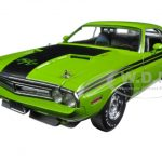 1971 Dodge Challenger HEMI R/T Green Go 1/18 Diecast Model Car by Greenlight