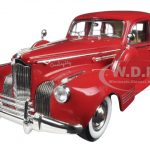 1941 Packard Super Eight One-Eighty Laguna Maroon 1/18 Diecast Model Car by Greenlight