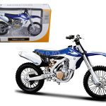 Yamaha YZ450F Motorcycle Model 1/12 by Maisto