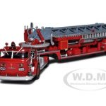 San Francisco Fire Truck 4 ALF 900 Series 1/64 Diecast Car Model by Code 3