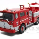 Mack FDNY Foam Carrier 84 Fire Engine Limited dition 1 of 2000 Produced 1/64 Diecast Model Car by Code 3