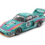 1979 Porsche 935 #40 Kremer Racing Lemans Driven by Ferrier/Servanin/Trisconi 1/18 Diecast Car Model by True Scale Miniatures
