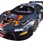 2013 Mclaren 12C GT3 #88 SPA Von Ryan Racing Senna/Barff/Goodwin Limited to 500pc 1/18 Model Car by True Scale Miniatures