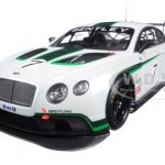 2013 Bentley Continental GT3 #7 Goodwood Festival of Speed Limited to 500pc Worldwide 1/18 Model Car by True Scale Miniatures