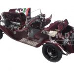 1930 Alfa Romeo 6C 1750 Grand Sport Mille Miglia #84 Limited Edition to 2000pcs 1/18 Diecast Model Car by CMC