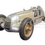 1934 Mercedes W25 #20 M.V.Brauchitsch Dirty Hero Limited Edition to 1000pcs 1/18 Diecast Model Car by CMC