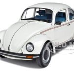 1983 Volkswagen Beetle 1200 White Jeans Bug 1/18 Diecast Model Car by Minichamps