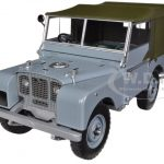 1948 Land Rover Grey Limited to 504pc 1/18 Diecast Car Model by Minichamps