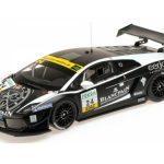 Lamborghini Gallardo LP 600 #24 Reiter Engineering Hayek / Kox / ADAC GT Masters 2011 Limited Edition to 702pcs 1/18 Model Car by Minichamps