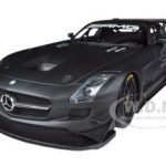 Mercedes SLS AMG GT3 45 Years of Driving Performance Anniversary Car 1/18 Diecast Model Car by Minichamps