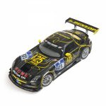 Mercedes SLS AMG GT3 Rowe Racing #125 Zehe Bullitt Renger 24h Nurburgring 2013 1/18 Model Car by Minichamps