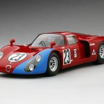 Alfa Romeo Tipo 33/2 #23 1968 Daytona 24Hrs M. Andretti/L. Bianchi 1/18 Model Car by True Scale Miniatures