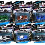 Authority Assortment B 6 Cars Set 1/64 Diecast Model Cars by Maisto