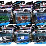 Authority Assortment B 6 Cars Set 1/64 Diecast Model Cars by Maisto