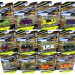 Muscle Assortment D 12 Cars Set 1/64 Diecast Model Cars by Maisto