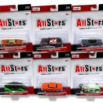 All Stars Assortment A 6 Cars Set 1/64 by Maisto