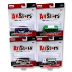 All Stars Volkswagen ReleaseA 4 Cars Set 1/64 Diecast Model Cars by Maisto