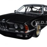 1983 BMW 635 CSI DTM /ETCC Black Limited Edition to 504pcs 1/18 Diecast Model Car by Minichamps