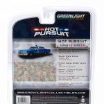 2014 Dodge Ram 1500 Wilmington Ohio Police Hot Pursuit Seires 15 1/64 Diecast Model Car by Greenlight