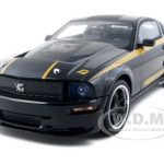 2008 Shelby Mustang Terlingua Team From Need For Speed Game 1/18 Diecast Model Car by Shelby Collectibles
