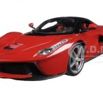 Ferrari LaFerrari F70 Red Signature Series 1/18 Diecast Model Car by Bburago