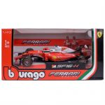 2016 Ferrari Racing Formula 1 SF16-H Sebastian Vettel #5 1/43 Diecast Model Car  by Bburago