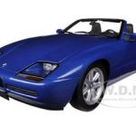 1988 BMW Z1 Metallic Blue 1/18 Diecast Car Model by Minichamps
