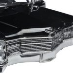 1966 Cadillac S&S Limousine Black Precision Collection Limited Edition 1/18 Diecast Model Car  by Greenlight
