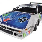 BMW M1 Procar (E26) #55 HIS Team Cassani Manfred Winkelhock Procar Series 1980 Limited to 1002pc 1/18 Diecast Car Model by Minichamps