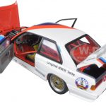 BMW M3 #46 M Team Schnizter Ravaglia/Pirro Calder WTCC 1987 1/18 Diecast Model Car by Minichamps