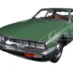 1971 Citroen SM Green Metallic 1/18 Diecast Model Car by Norev