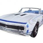 1967 Chevrolet Camaro Convertible Indy 500 Pace Car 100th Running of the Indianapolis Pace Car Collection 1/24 Diecast Model Car  by Greenlight