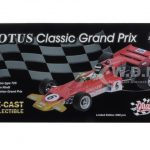 Lotus 72C #6 Jochen Rindt 1970 Austrian Grand Prix 1/18 Diecast Model Car by Quartzo
