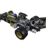 Lotus 72E #2 Ronnie Peterson 1973 Italian Grand Prix Winner 1/18 Diecast Model Car by Quartzo