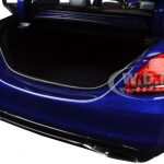 2014 Mercedes C-Class Blue Metallic 1/18 Diecast Model Car by Norev