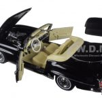 1957 Mercedes 190 SL Black 1/18 Diecast Model Car by Norev