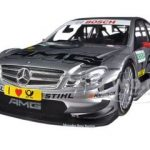 Mercedes C Class DTM 2011 #7 AMG 1/18 Diecast Car Model by Norev