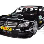 Mercedes C Class DTM 2011 #2 Puffett 1/18 Diecast Car Model by Norev