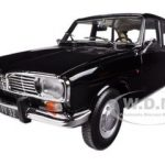 1967 Renault 16 Black 1/18 Diecast Car Model by Norev