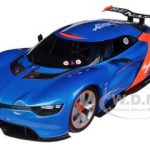 2012 Renault Alpine A110-50 1/18 Diecast Car Model by Norev
