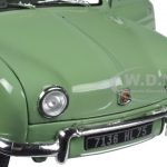 1958 Renault Dauphine Ash Green 1/18 Diecast Model Car by Norev