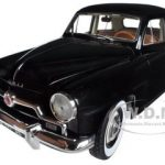 1953 Simca Aronde Black 1/18 Diecast Car Model by Norev
