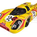 Porsche 917K #2 9H Kyalami 1970 Siffert / Ahrens 1/18 Diecast Car Model by Norev