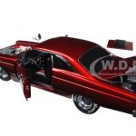 1967 Ford Fairlane 1320 Kings Drag Series Red Limited Edition to 900pcs 1/18 Diecast Model Car by GMP