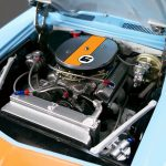 1968 Chevrolet Camaro #6 Gulf Oil Street Fighter Limited Edition 1/18 Diecast Model Car by GMP