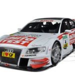 Audi A4 DTM 2011 #4 Sport Team ABT / Timo Scheider 1/18 Diecast Model Car by Norev
