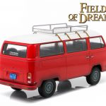 1973 Volkswagen Type 2 Bus (T2B) Filed of Dreams Movie (1989) 1/18 Diecast Model by Greenlight